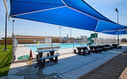 Sterling Park Eq Shade Structures | Sterling West