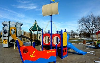 Sterling Playground Playhouses | Sterling West