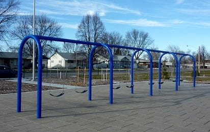 Sterling Playground Swing Set | Sterling West