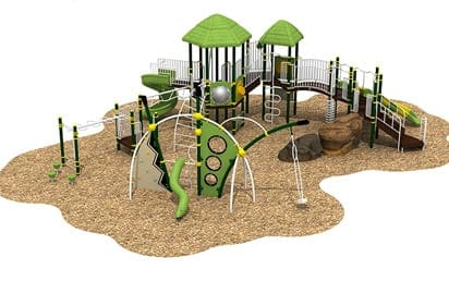Sterling Services Playground Designs | Sterling West