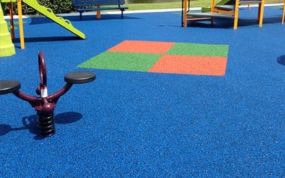 Sterling Surfacing Poured In Place Surfacing | Sterling West