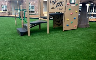 Sterling Surfacing Rubber Turf | Sterling West