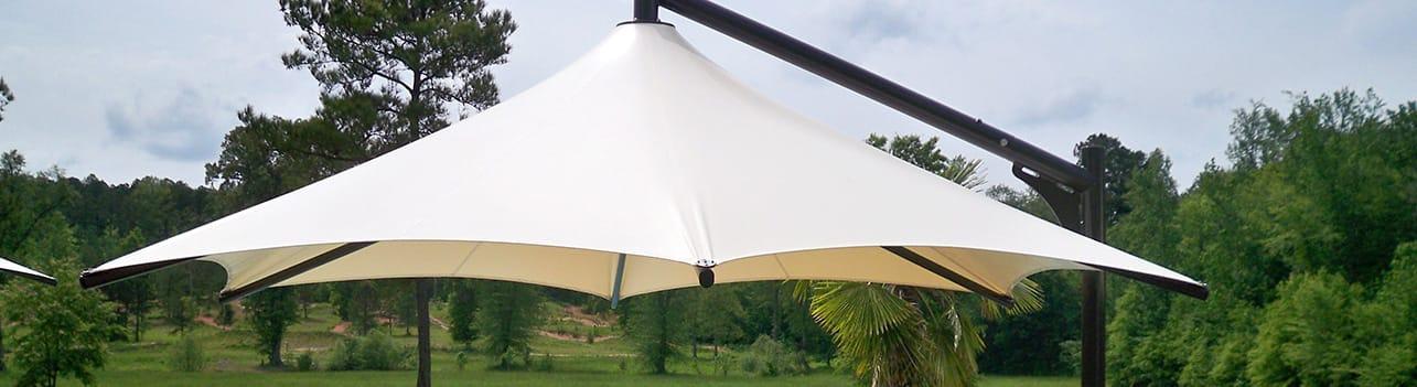 Sterling West Unique Interior Park Equipment Umbrellas   Sterling West