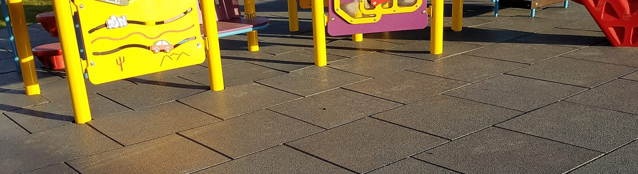 Sterling West Unique Interior Surfacing Playground Tiles | Sterling West