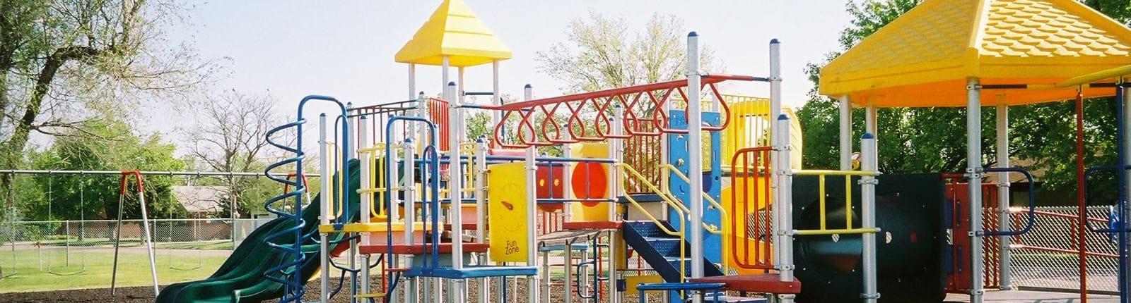 Modular Play Playground Equipment   Sterling West