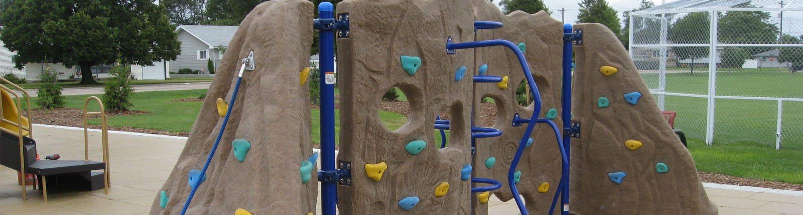 Modular Play Rock Climbing Wall | Sterling West