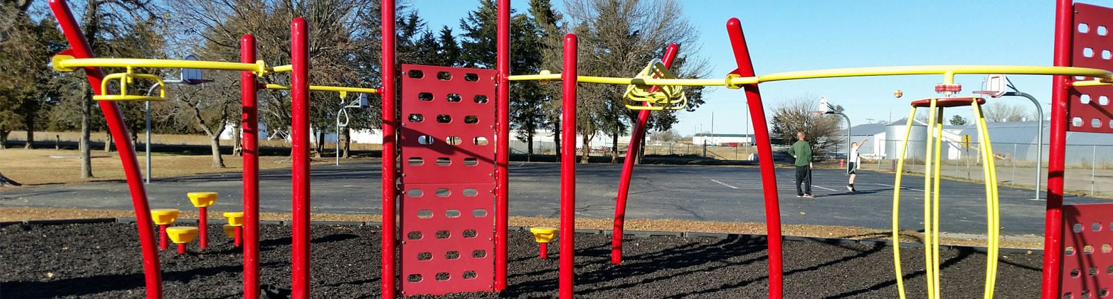 Modular Play Playground Equipment | Sterling West