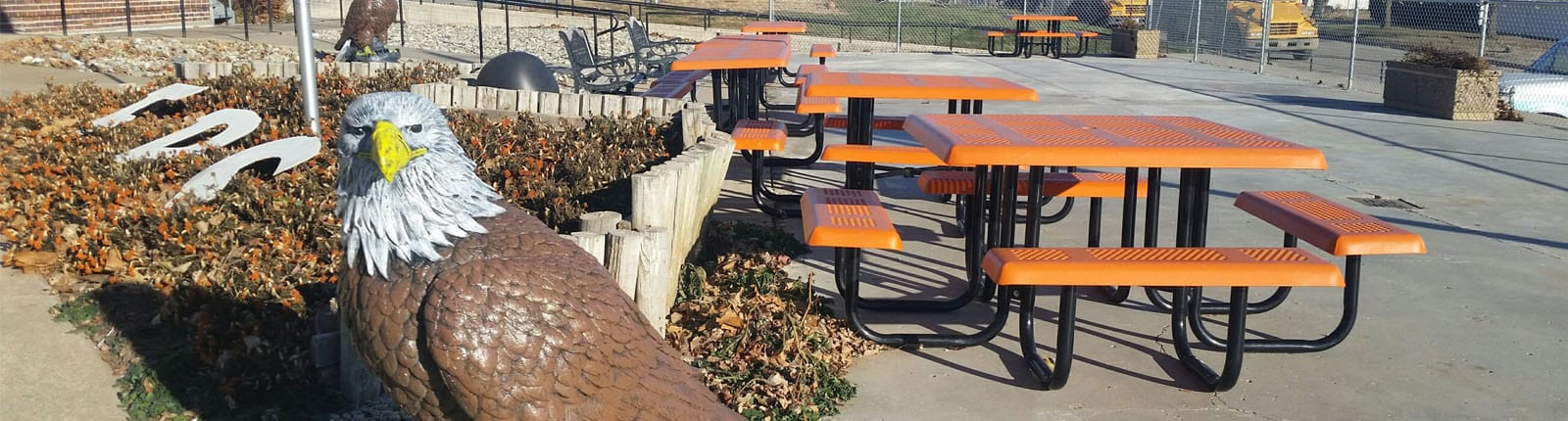 Project Furniture Orange Park Benches | Sterling West