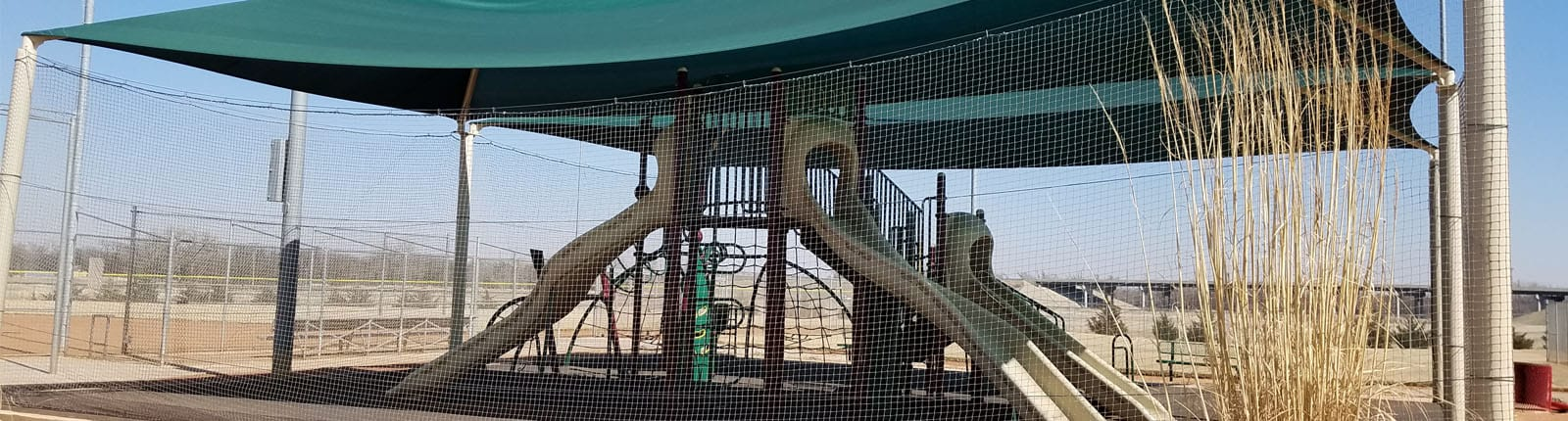Shade And Shelter Playground Equipment | Sterling West